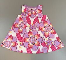 NEW Tea Collection Girls Kalinda Trapeze Dress Baby size 12-18 month