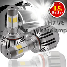 YITA Car 120W 12000LM KIT H7 HID White 6000K LED Conversion Headlight Bulb Light