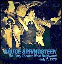 BRUCE SPRINGSTEEN - THE ROXY THEATER,WEST HOLLYWOOD JULY 7,1978 3 CD NEW+
