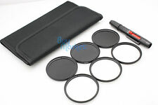 77mm IR720nm+IR850nm+IR950nm IR Infrared +Star 4X 6X 8X filter set +LENS PEN