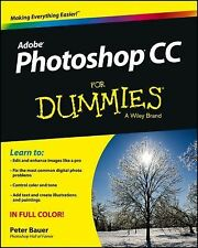 Photoshop Cc for Dummies  (UK IMPORT)  BOOK NEW