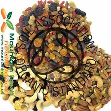 Bee-Nuts Bee Pollen/ Nuts 100% Organic Superfood Snack Mix 60g FREE UK Post