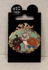 Disney JDS- Aristocats Trio Marie, Berlioz and Toulouse NOC VHTF Pin