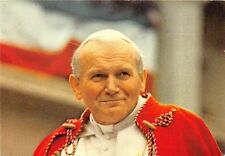 BF40887 Papa Holly Father Vatican Pope pape jean paul II
