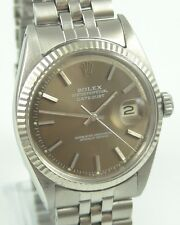 Rolex Oyster Perpetual Date Just aus 1966- Ref: 1601  -  Top Vintage Watch