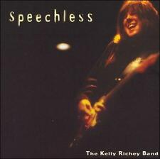 Speechless by Kelly Richey (CD, Aug-2006, Sweet Lucy)