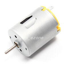 3-12V 4000-16000RPM Micro Carbon Brush Strong Magnetic High Speed Motor DC