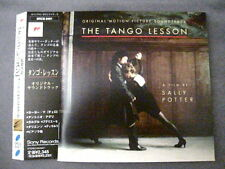 """THE TANGO LESSON"" Soundtrack of the film JAPAN PRESS"