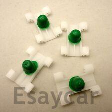 15 Pcs Fit BMW E38 E39 51138166675 Door Fender Moulding Clip Retainer Rubber Cap