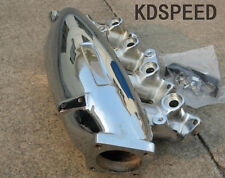 Chrome Performance Intake Manifold Plenum For Nissan 240SX S13 SR20det