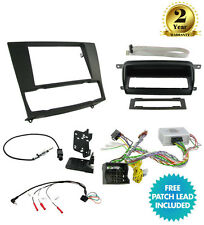 BMW 3 Series E90 E91 E92 E93 Double Din Car Stereo Full Fitting Kit CTKBM01