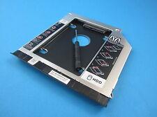 UltraBay 2.HDD SATA Adapter Dell Latitude E6420 E6430 E6520 E6530 9,5mm