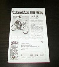 Los codificadores ciclistas de diversión para 6-16 Año Olds Flyer. Satra Belarús MX125 MX500 MX1000