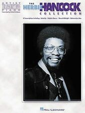 Herbie Hancock Collection Learn to Play Piano Sheet Music Book