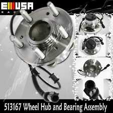Front WHEEL HUB BEARING ASSEMBLY for 2000-2006 Lincoln LS 513167