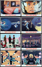 2001: A SPACE ODYSSEY STANLEY KUBRICK 1968 LOBBY CARD SET OF 8