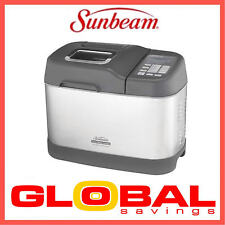 NEW SUNBEAM BM7850 SMARTBAKE® CUSTOM 1.25kg  BREAD MAKER   PICKUP AVAIL 2YRS WTY