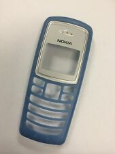 Nokia 2100 Front & Rear Housing in Blue - Original. Brand New in packaging.