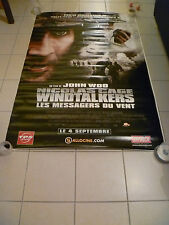 AFFICHE CINEMA ROULEE - WINDTALKERS - NICOLAS CAGE - PREVENTIVE - 120x160