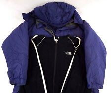 The North Face Lot of 2 Women's Parka & Hooded Sweatshirt Size Medium M [AC6512]