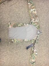 MULTICAM MASSIF SHIRT COMBAT Large nwt MADE USA GENUINE MILITARY ISSUE CAMO GEAR
