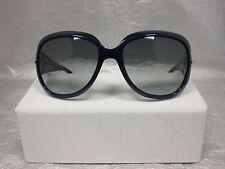 Original Christian Dior Sonnenbrille Precieuse Farbe X1XJJ blau schwarzKristalle