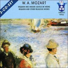 NEW - Requiem K.626 Vesperae Solennes De Confess by Mozart, W.A.