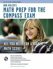 College Placement Test Preparation: COMPASS Exam - Bob Miller's Math Prep by...