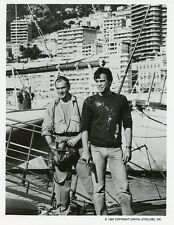 PATRICK BACHAU BEN MASTERS PORTRAIT RIVIERA ORIGINAL 1987 ABC TV PHOTO