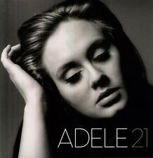 21  (Lp) - Adele (Vinyl Used Very Good)
