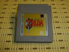Zelda Link's Awakening GameBoy und Color und Advance