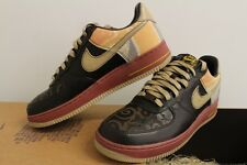 Nike Air Force One AF1 2008 Black History Month Sneakers Men's Size 11.5 New