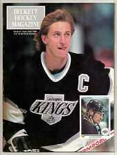 1990 BECKETT HOCKEY GRETZKY ISSUE NUMBER 1, FIRST EVER,  MINT CONDITION