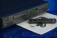 ►ARCAM ALPHA 7◄ LETTORE CD PLAYER  PCM 1710U + TELECOMANDO + MANUALE VINTAGE TOP