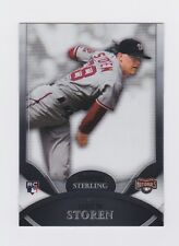 2010 Bowman Sterling #18 Drew Storen RC Washington Nationals