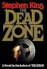 The Dead Zone by Stephen King (1979, Hardcover)
