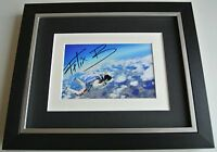 Felix Baumgartner SIGNED 10x8 FRAMED Photo Autograph Display Space AFTAL & COA