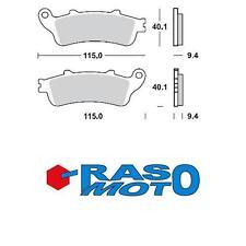 Pastiglie freno BREMBO Carbon Ceramic scooter. cod.07034