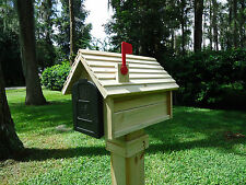 HANCRAFTED BEVEL SIDED STYLE MAILBOX