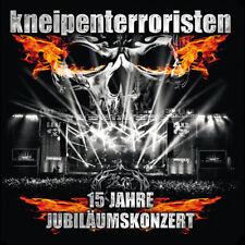 KNEIPENTERRORISTEN - 15 JAHRE JUBILÄUMSKONZERT GOND 2013 DVD + KT UND FREUNDE CD