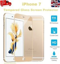 Full 3D Coverage Tempered Glass Screen Protector For iPhone 7 4.7 inches GOLD