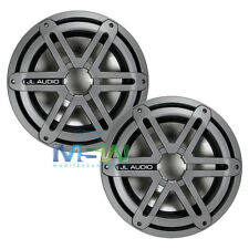 "(2) JL AUDIO MX10IB3-SG-TB 10"" FREE-AIR MARINE / BOAT SUBS SUB WOOFERS *PAIR*"