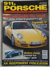 911 & Porsche World Jun 2004 964 guide, Cayenne S, 911