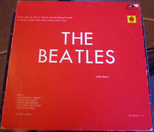 The Beatles Were Born Rare 1973 Italian Press VG++ to NM-