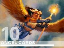 MTG Angel Lot - 10 DIFFERENT RARE Cards - Magic Lot Set Collection EDH Deck