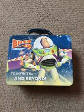 Buzz Lightyear Toy Story Lunch Box To Infinity and Beyond 2010