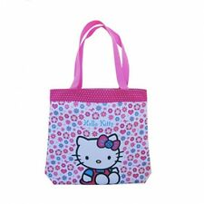 Hello Kitty 'Folksy' Borsa Shopping Shopper Nuovo Regalo