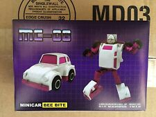 Transformers Minicar MC-08 BEE BITE G1 BOTCON BUG BITE custom by Impossible Toys