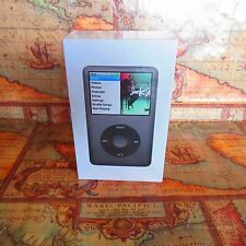~COLLECTOR'S~RARE~Apple iPod classic 7th Generation 120 GB Black~SEALED~