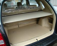 Hyundai Tucson 2007-2009 Black Rear Load Cover And Luggage Cover Parcel Shelf